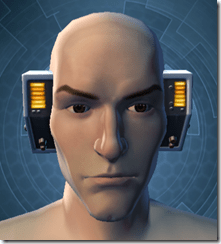 Cyborg Construct RH-6 - Male Front