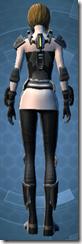 Expert Fighter - Female Back