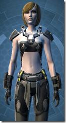 Expert Fighter - Female Close