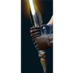 Arkanian Force-Master/ Force-Mystic Lightsaber