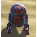 D3-S5 Astromech Droid