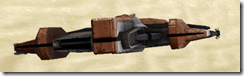 Model Ebon Hawk - Front