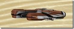 Model Ebon Hawk - Side