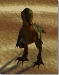 Verdant Raptor - Front