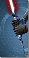 Battlerager's Lightsaber