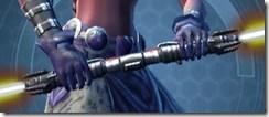 Darkwalker's Saberstaff