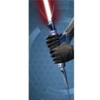 Lightsaber of Unyielding Battle
