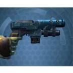 Clan Varad Scoundrel's Blaster Pistol