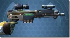 Improved Field Tech's Blaster Pistol