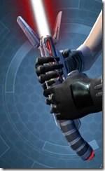 Diabolist's Legion Lightsaber