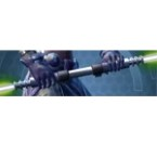 Principled Seeker's Double-bladed Lightsaber*