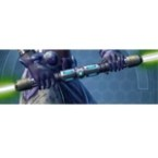 Sovran's Student Double-Bladed Lightsaber*
