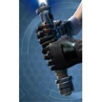 Virtuous Primeval Ardent Blade's Lightsaber