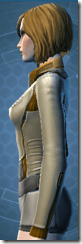 Balmorran Arms Corporate Shirt - Female Left