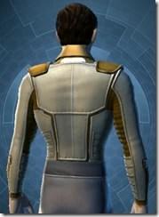 Balmorran Arms Corporate Shirt - Male Back