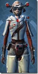 Galvanized Manhunter - Female Close