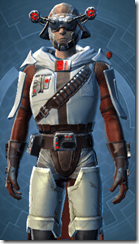 Galvanized Manhunter - Male Close