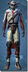 Galvanized Manunter - Male Front