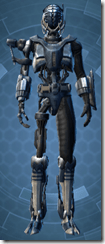 Series 917 Cybernetic - Male Front