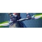 Sovran's Augur Double-Bladed Lightsaber*