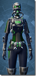 THORN Containment Armor - Female Close