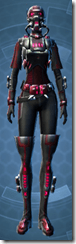 THORN Sanitization Armor - Female Front
