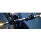 Dark Ancient Seeker's Double-bladed Lightsaber*