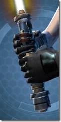 Malevolent Force Champion Lightsaber