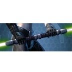 Principled Ancient Seeker's Double-bladed Lightsaber*