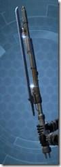 Prototype Baradium Techblade