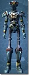 2V-R8 Target Dummy