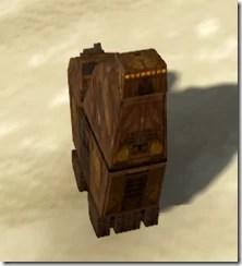 Model Sandcrawler - Front