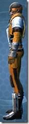 Republic Squadron Commander Pilot - Male Left