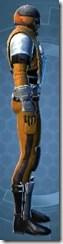 Republic Squadron Commander Pilot - Male Right