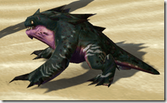 Swamp Kell Dragon - Side