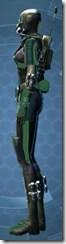 THORN Dark Vector - Female Left