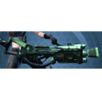 Outbreak Response Assault Cannon