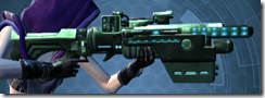 Outbreak Response Blaster Rifle