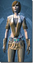 Casual Combatant - Female Close