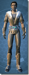 Casual Combatant - Male Front