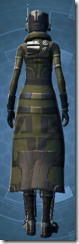 Forest Scout - Female Back