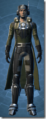 Forest Scout - Male Front