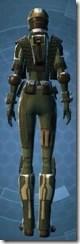 Marshland Ambusher - Female Back
