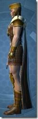 Naga Sadow - Male Left