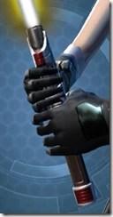 Unconquered Defender's Lightsaber