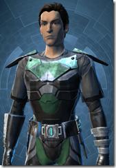 Agent - Male Close