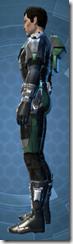 Agent - Male Left