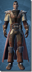 Ancient Ardent Blade Pub - Male Front