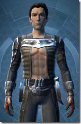 Daring Rogue - Male Close