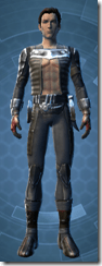 Daring Rogue - Male Front